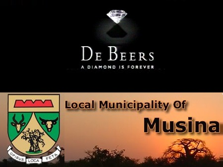 Musina Municipulity and De Beer